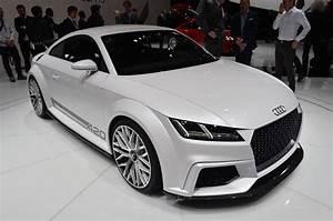 Audi Tt Quattro Sport : audi tt quattro sport concept geneva 2014 photo gallery autoblog ~ Melissatoandfro.com Idées de Décoration