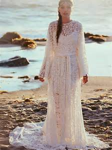 plus size bohemian wedding dresses aliexpress buy lace plus size wedding dresses sleeves boho 2015 vintage white