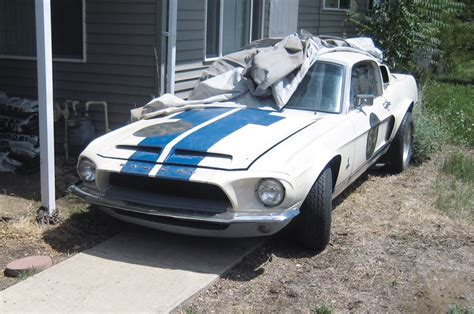 1 Of 223 1968 Shelby Gt350 Hertz Rental Cars