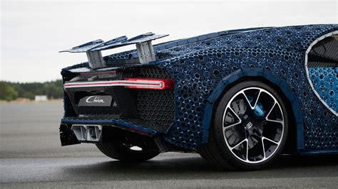 As fans of cars, we were really amazed that we were even able to do a bugatti. Lego built a life-size Bugatti Chiron you can drive   CAR Magazine