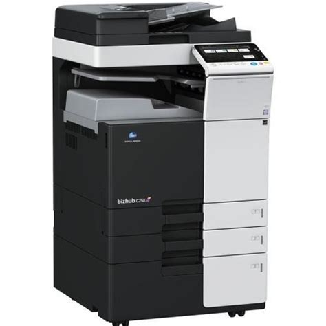 The konica minolta bizhub 20p grayscale printer flaunts a decent print rate, yet there are many newer monochrome printer that are much faster. Bizhub C258 Konica Minolta Photocopier, Konica Minolta Digital Photocopier Machine, Konica ...