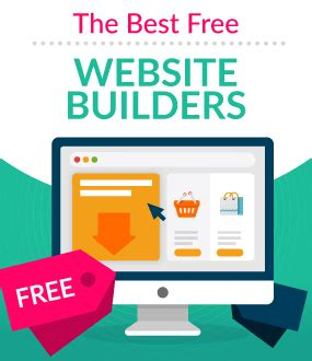 Builder Free by 10 Best Free Website Builders 2019 Recommended By The