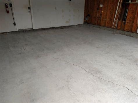 concrete garage floor resurface  bear delaware