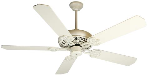 antique white ceiling fan antique white ceiling fan lighting and ceiling fans