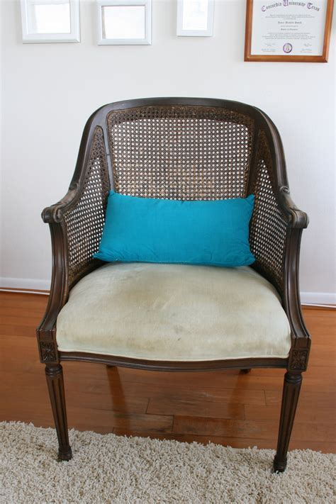 How To Reupholster A Chair Craft