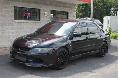 2006 Mitsubishi Lancer Evolution Mr For Sale by 2006 Mitsubishi Lancer Evolution For Sale Carsforsale