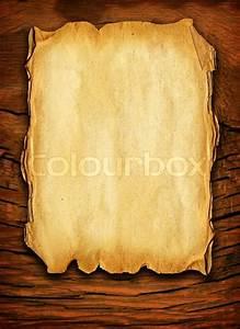 Von Papier Auf Holz übertragen : altes papier auf holz stockfoto colourbox ~ A.2002-acura-tl-radio.info Haus und Dekorationen