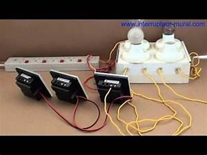 Cabler Un Va Et Vient : schema va et vient avec 2 permutateurs youtube ~ Voncanada.com Idées de Décoration