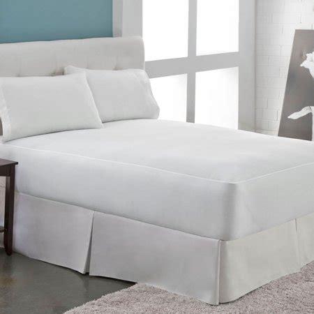 mattress protector walmart ultrasoft microfleece waterproof mattress protector