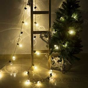novelty 38 pcs clear ball 10m led string festoon lights With outdoor string lights meijer