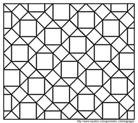 tessellation templates geometric coloring pages hubpages