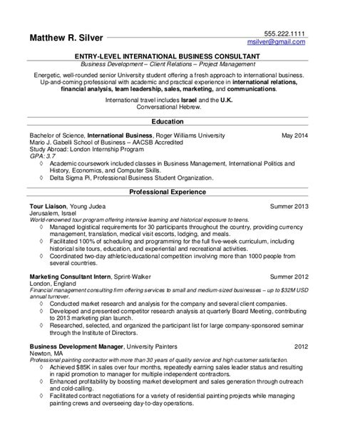 28 sle resume for college students with no work sle resume for college students 28 images intern