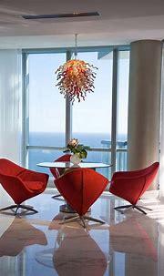 Jade Ocean luxury penthouse in Florida, USA | Contemporary ...