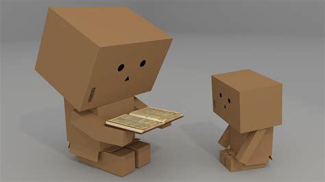 Hommes De Carton, Livre, Lecture