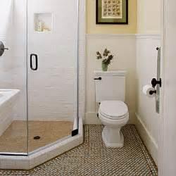 Basketweave Floor Tiles for Bathroom Designs