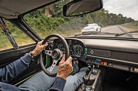 Car Interior Noise Comparison by Alpine A110 Vs New Test Review Car Magazine