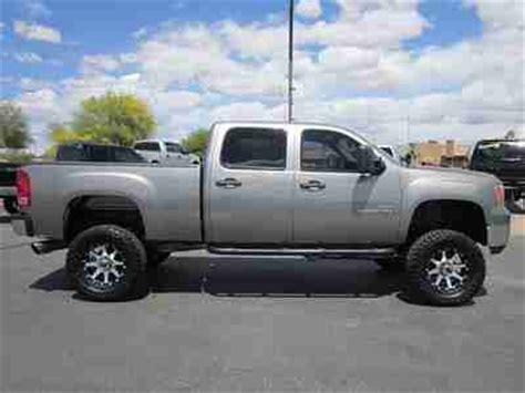 purchase   gmc hd sierra crew cab duramax diesel lt  lifted truckrcd lift kit
