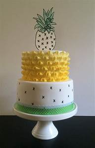 You have to see Pineapple Birthday Cake by Nessie Monster!