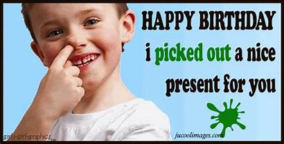 Birthday Happy Funny Wishes Friend Animated Gross