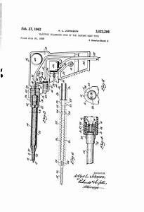 Patent Us3023295