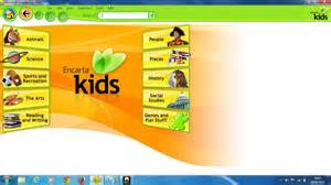 microsoft encarta kids 2009 free download bonus