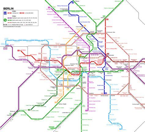 urbanrailnet europe germany berlin  bahn