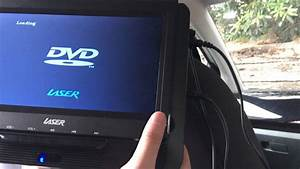 Laser Portable Dvd Player 9 U0026quot  Demo