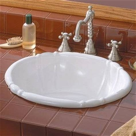 cheviot 1514w oval fluted dropin basin self bathroom sink white walk in showers