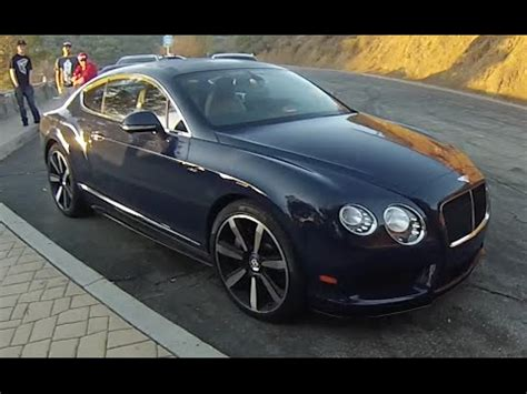 bentley v8s bentley continental gt v8s one take youtube