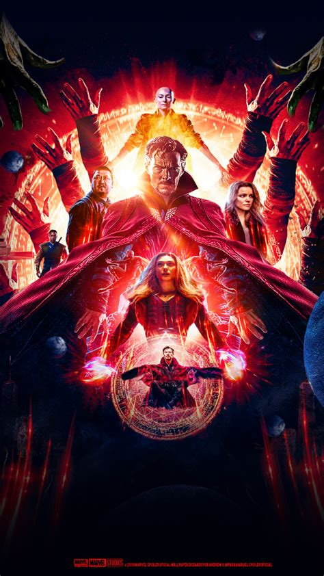 Marvel Dr. Stephen Strange In The Multiverse Of Madness HD ...