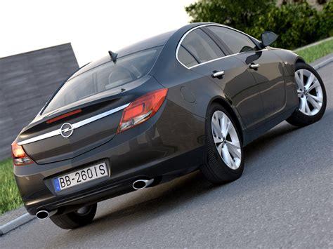 Opel Automobile Models by Opel Insignia 2009 3d Model Buy Opel Insignia 2009