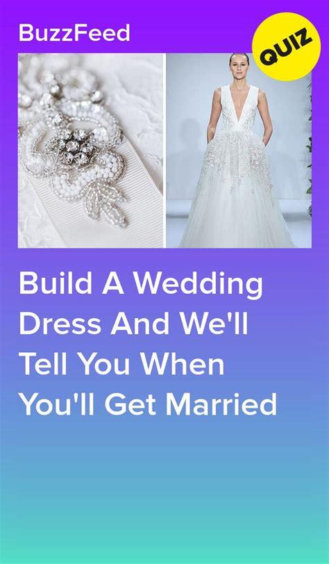 build  wedding dress      youll