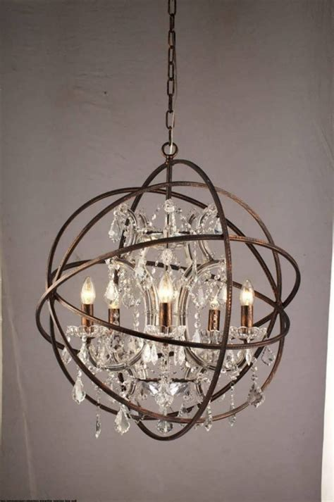 Best Place For Chandeliers by Best 10 Of Metal Candle Chandeliers