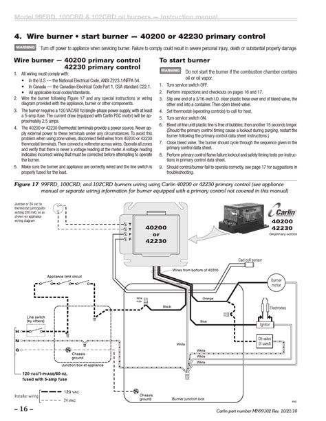 carlin crd frd crd user manual page