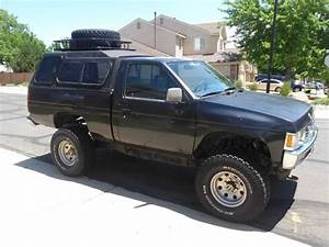 1993 Nissan Hardbody  D21  4x4 Offroad Vehicle For Sale