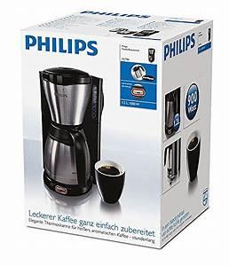 Beste Thermoskanne Baby : philips hd7546 20 gaia filter kaffeemaschine mit ~ Kayakingforconservation.com Haus und Dekorationen