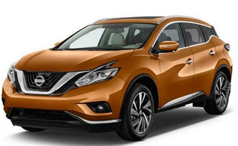 2018 Nissan Murano Platinum Changes What's New Reviews