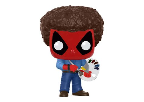 Deadpool Playtime-bob Ross