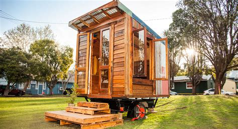 build  tiny house building   sydney