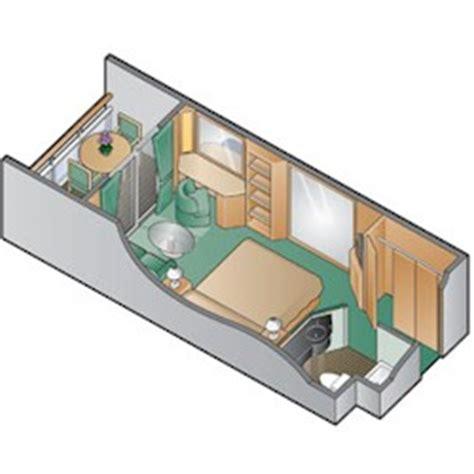 Millennium Deck Plan Aquaclass by Aquaclass Veranda Stateroom Onboard Millennium