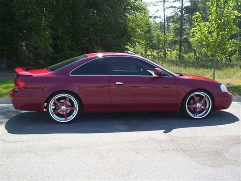 2002 Acura Cl by Ehill520 2002 Acura Cl Specs Photos Modification Info At