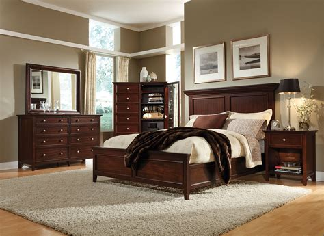 Bedroom Furniture Sets Nairobi by Ellsworth 4 King Bedroom Set Cherry