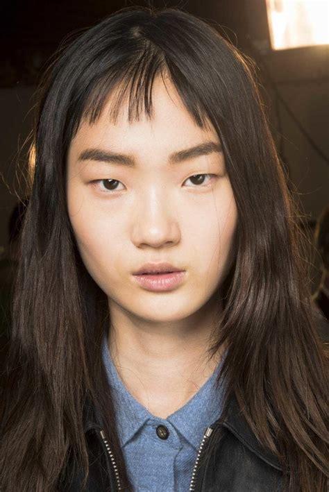 viange hair hair trend    bangs
