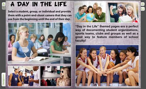Capturing A Moment In Your Yearbook