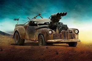 Mad Max Voiture : mad max fury road les autos et la bande annonce ~ Medecine-chirurgie-esthetiques.com Avis de Voitures