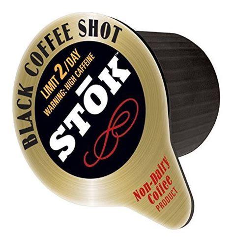 Iced coffee how much caffeine. StoK Caffeinated Black Coffee Shots SToK https://www.amazon.com/dp/B010WAD9E6/ref=cm_sw_r_pi_dp ...