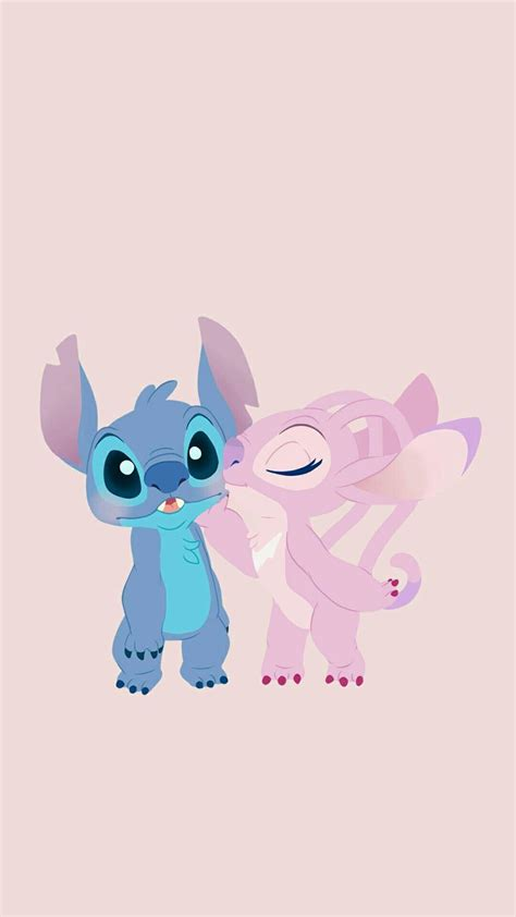 stitch aesthetic wallpapers