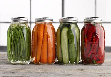 Kitchen Decoration Ideas - preserving alkaline and acidic food