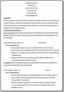 Computer Engineer Resume Objective Career Corner A Ready Résumé