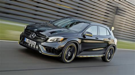 New Mercedes by It S The New Mercedes Gla Top Gear